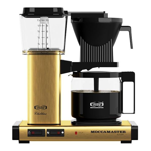 MoccaMaster MoccaMaster Kaffebryggare Mässing