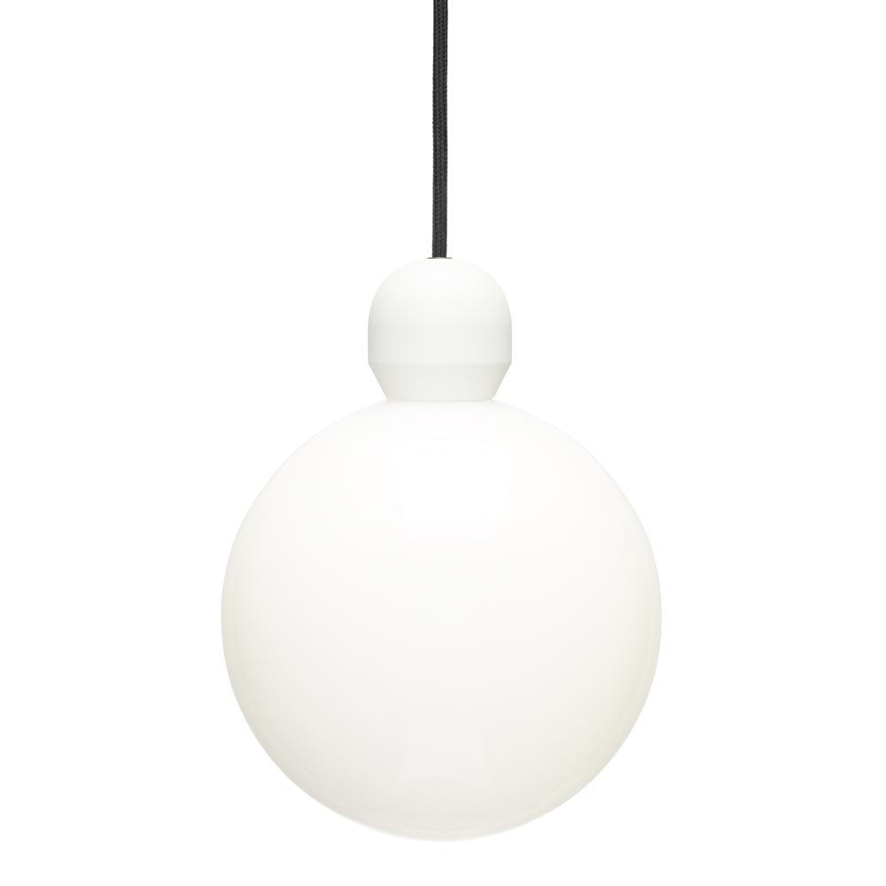 Lampor hängande