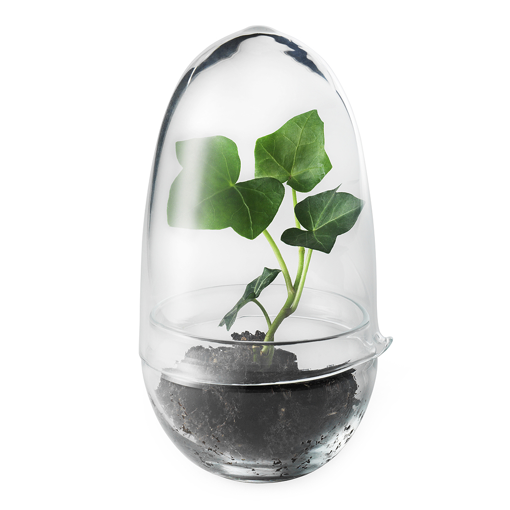 Design House Stockholm - Grow Växthus Small 14 cm