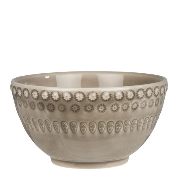 PotteryJo Daisy Skål 14 cm Greige