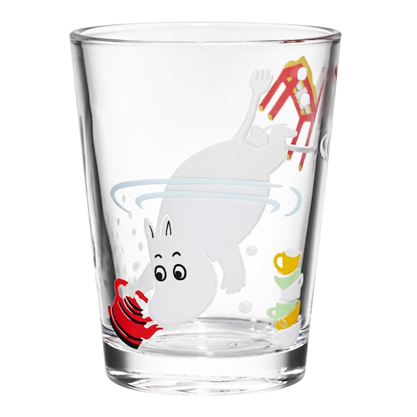 Mumin Glas Mumintrollet 22 cl
