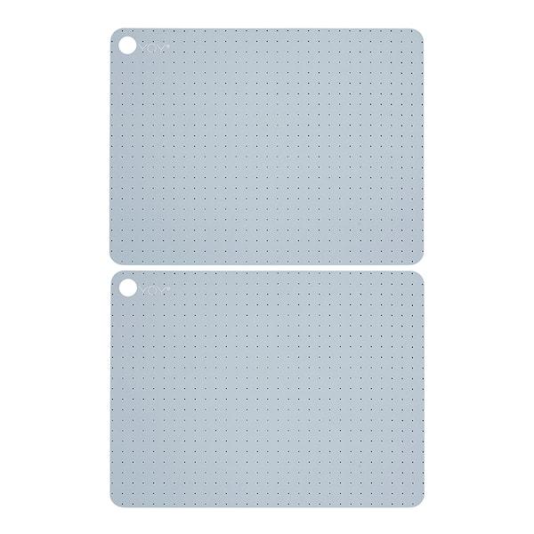 Oyoy Grid Dot Tablett 34x45 cm 2-pack
