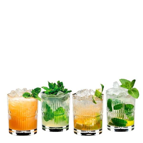 Riedel Barware Mixing Rum Set 4-pack