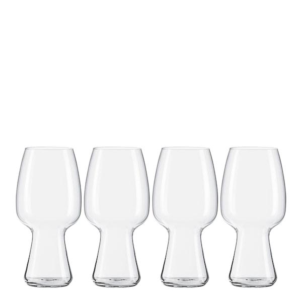 Craft Beer Ölglas Stout 60 cl 4-pack