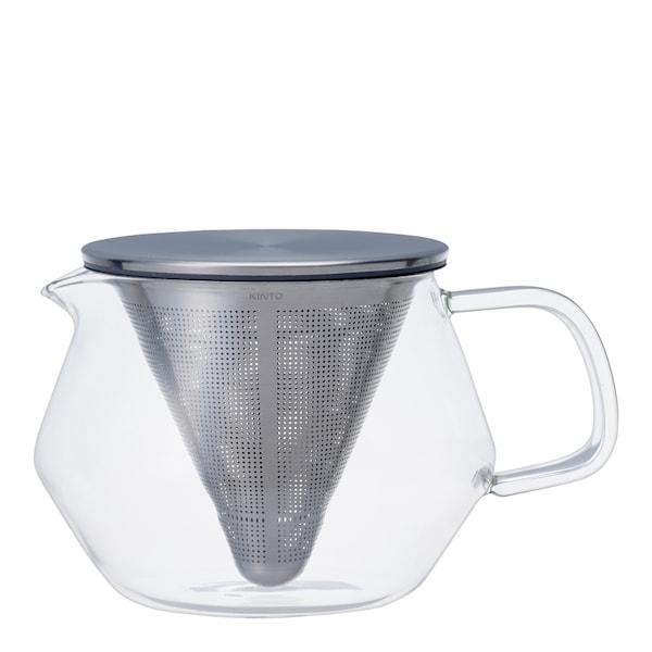 Carat Tekanna 85 cl Glas/Rostfri
