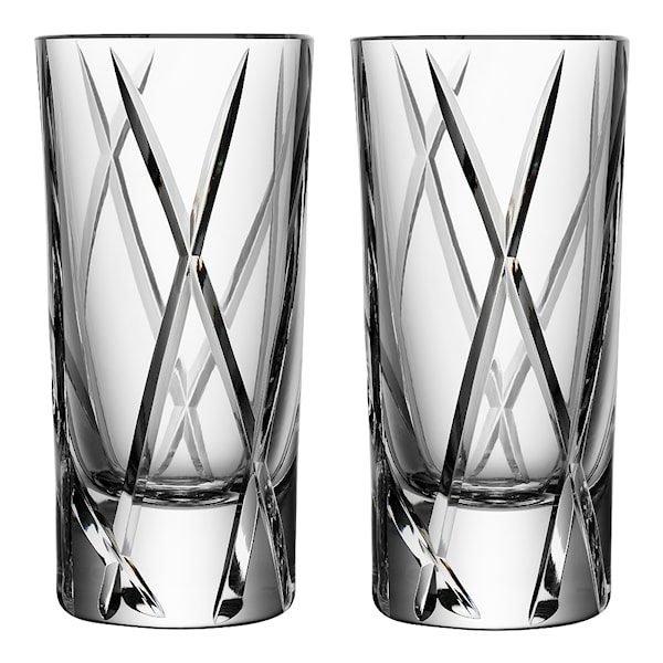 City Shotglas 5 cl 2-pack