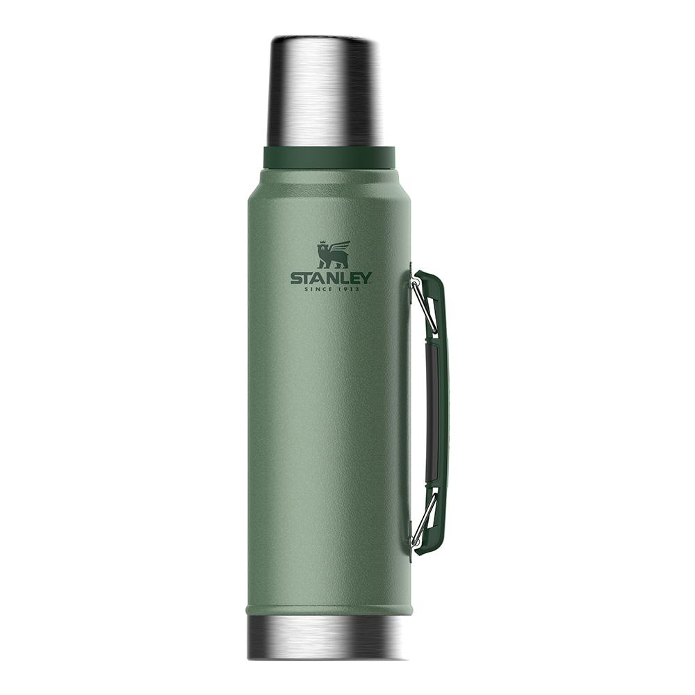 Stanley - Classic Bottle Termos 1 L Grön