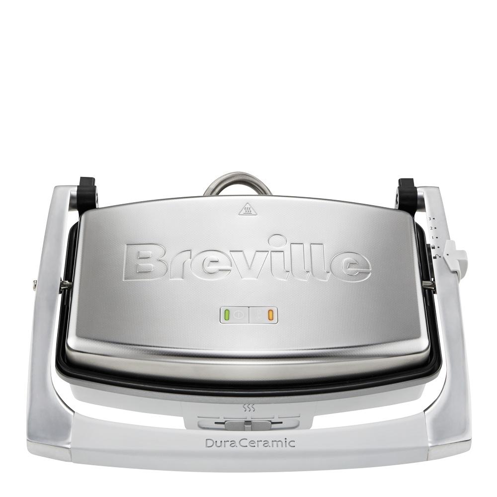 Breville - Duraceramic Paninigrill 3 skivor