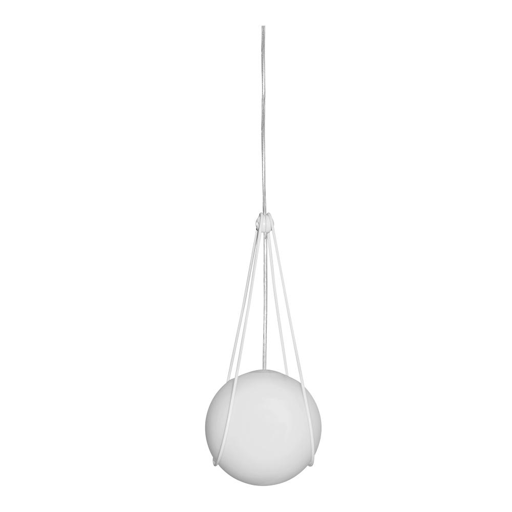 Design House Stockholm - Kosmos Taklampa Hållare Small Vit