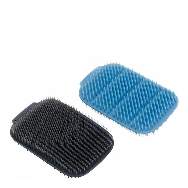 Cleantech Disk- och Skrubb Borste 2-pack