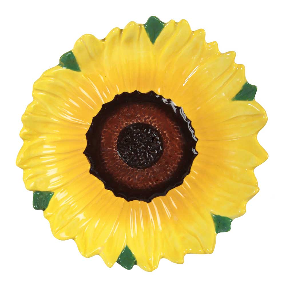 & klevering - Sunflower Skål 18,5 cm