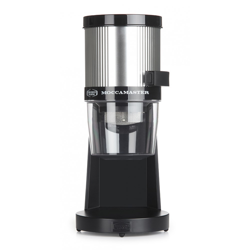 MoccaMaster - Kaffekvarn bordsmodell Svart