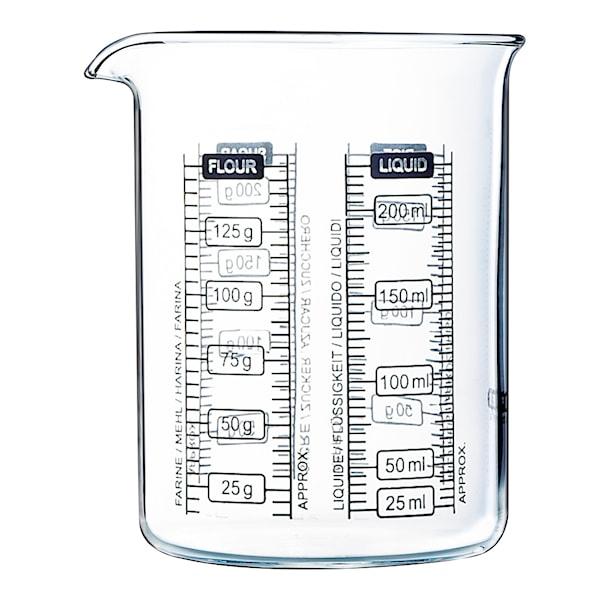 Kitchen Lab Måttkanna 0,25 L