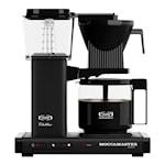 Kaffebryggare Svart matt