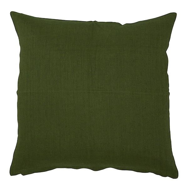 Holmen Oliver Kudde 50x50 cm Grön linne