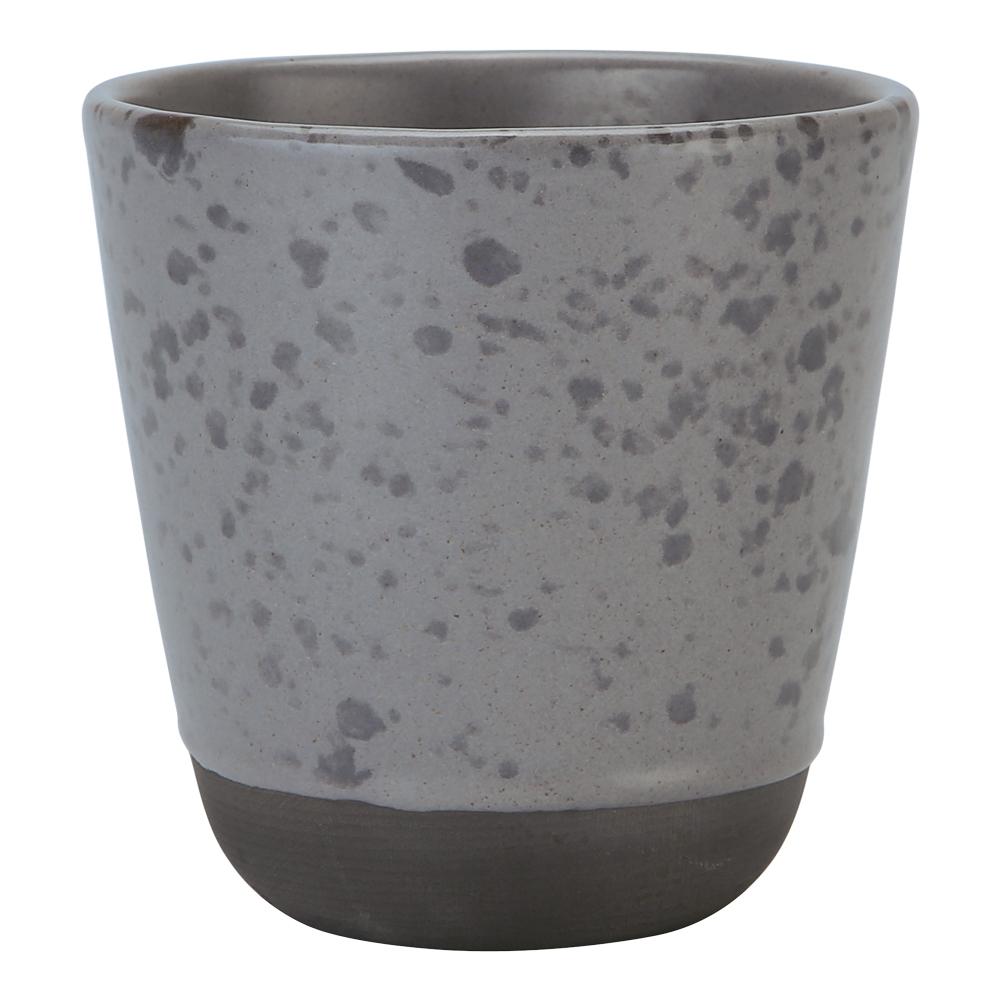 Aida - Raw Mugg utan öra 30 cl Spotted Grey