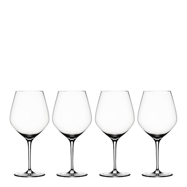 Spiegelau Authentis Burgundy 75 cl 4-pakning