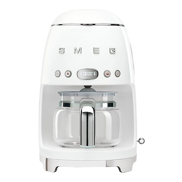 Smeg 50's Style Kaffebrygger Hvit