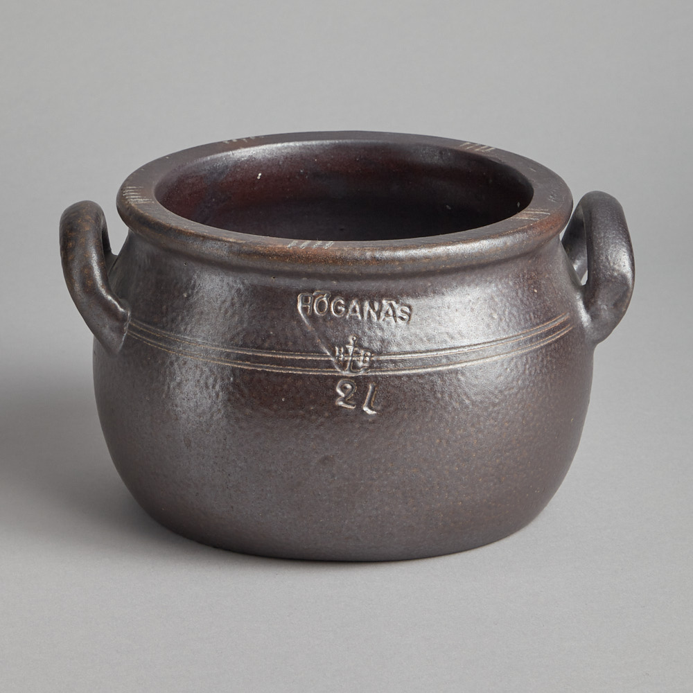 Höganäs Keramik - SÅLD Höganäs Krus 2 liter