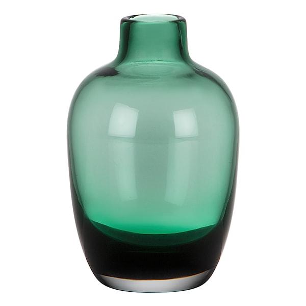 Celebration Vas Mini Glas 12 cm Grön