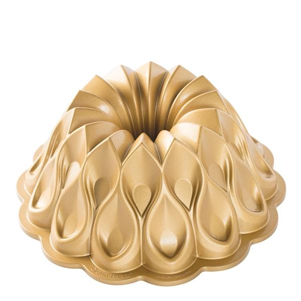 Bakform Krona Guld