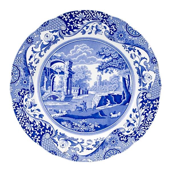 Spode Blue Italian Buffétallrik 30 cm