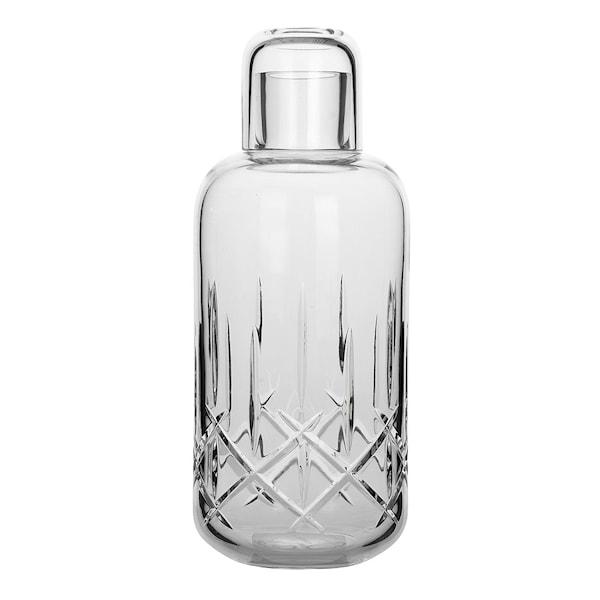 Louise Roe Copenhagen Crystal Glass Vattflaska 1 L Klar