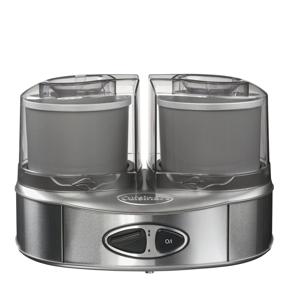 Cuisinart - Glassmaskin dubbel