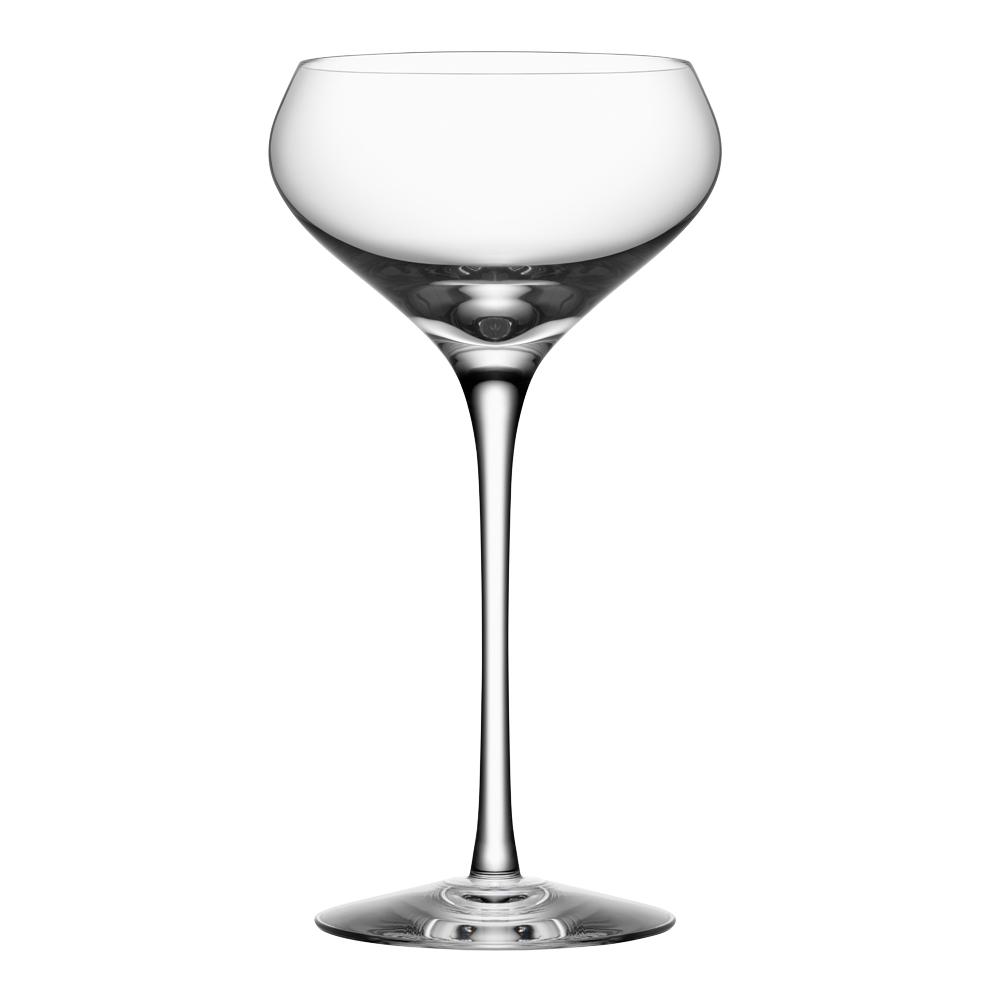 Orrefors - Zephyr Champagneskål 26 cl