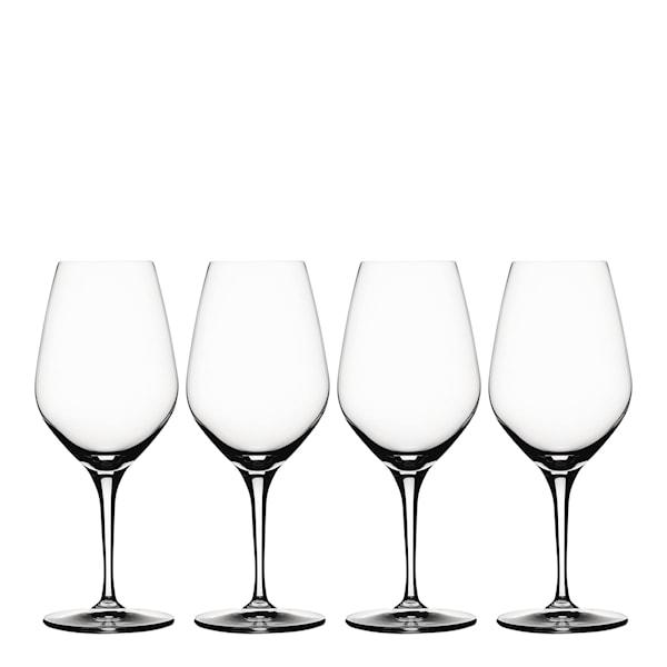 Spiegelau Authentis Rødvin 48 cl 4-pakning