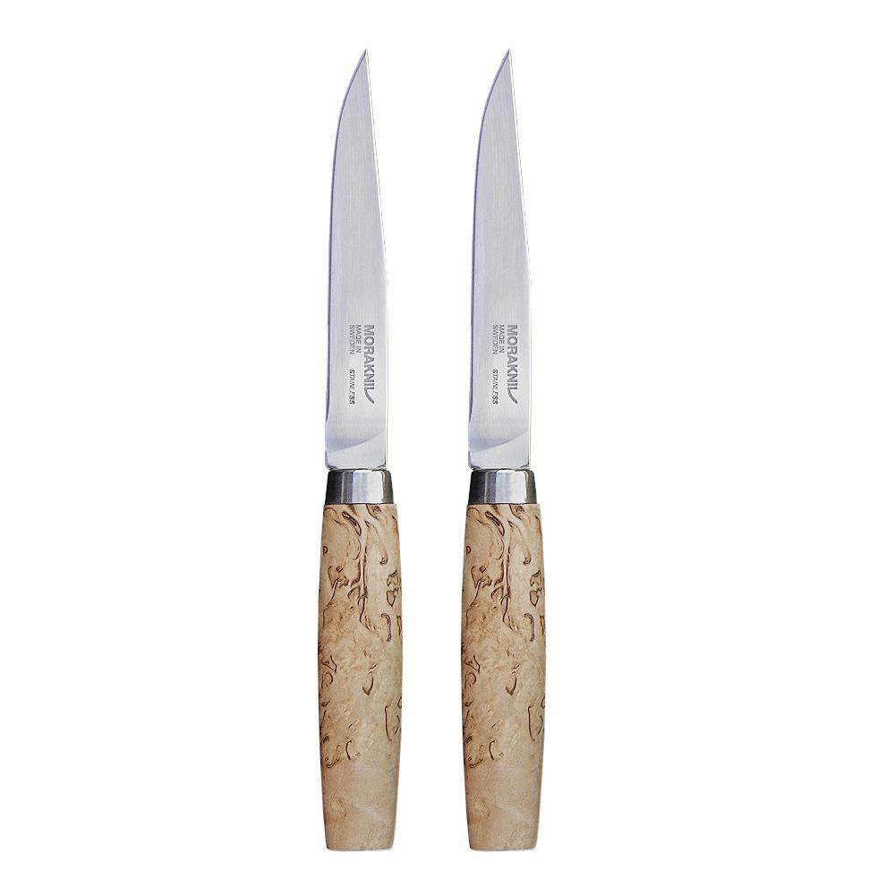 Morakniv - Steak Knife Masur Stekkniv 22,6 cm 2-pack