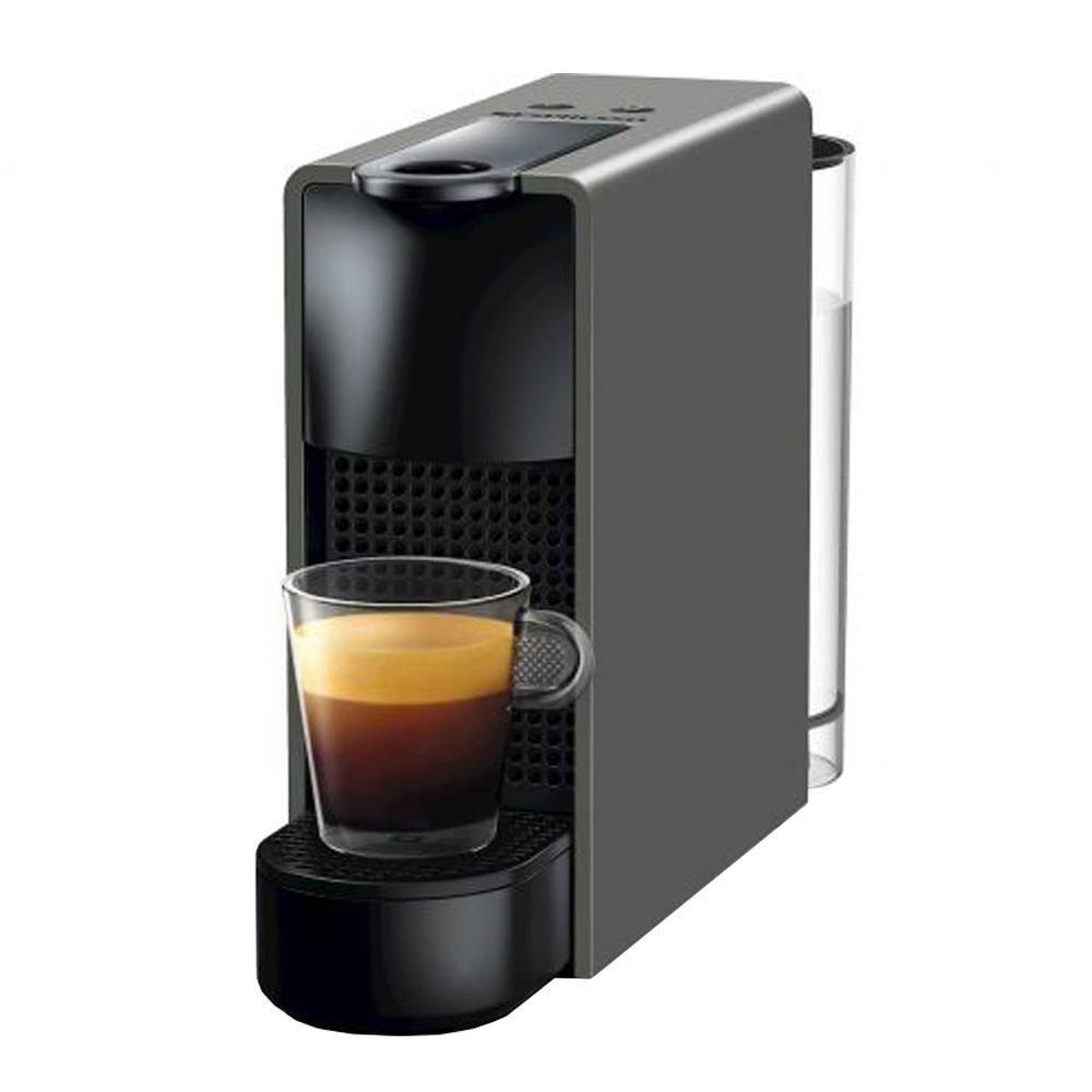 Nespresso - Essenza Mini Maskin 0,6 L  Grå
