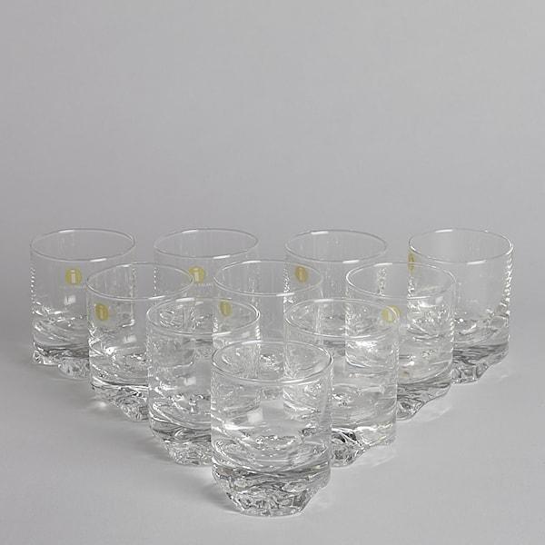 Vintage Glas Iittala 10 st