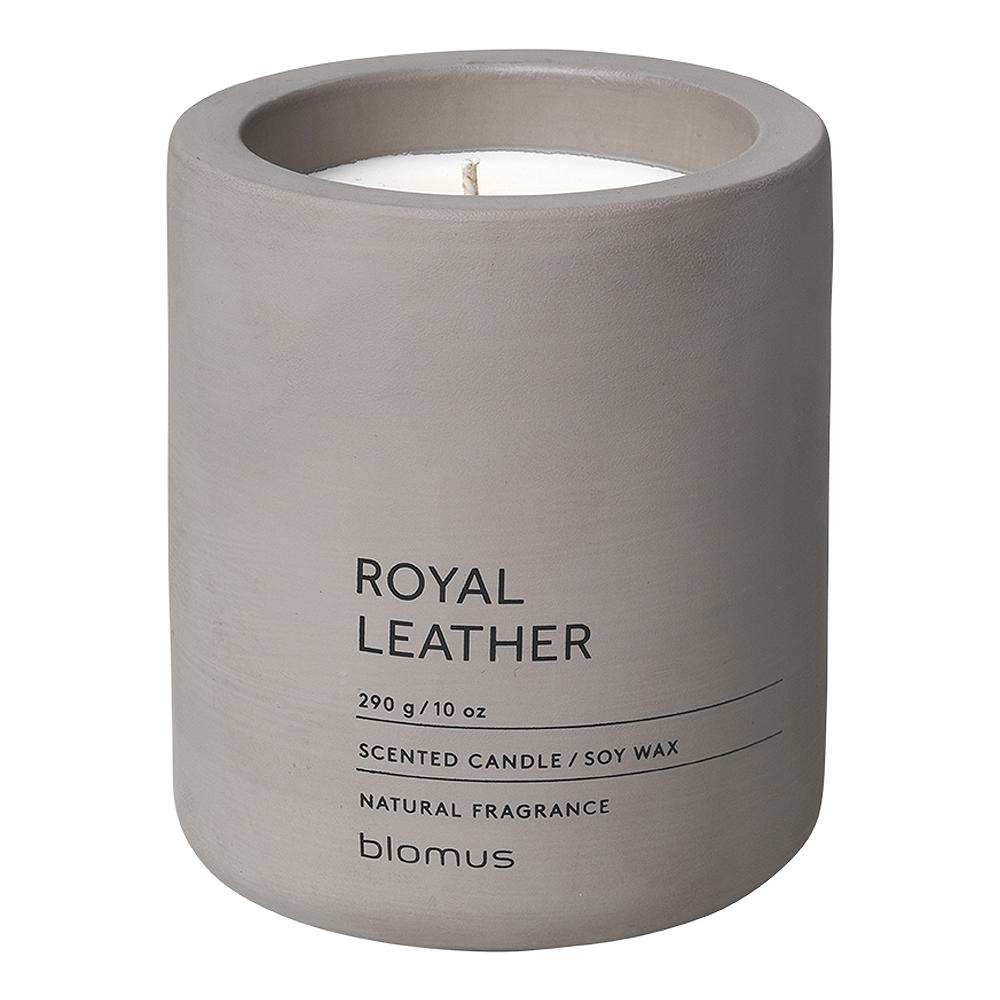 Blomus - Fraga Doftljus Large 290 g Royal Leather