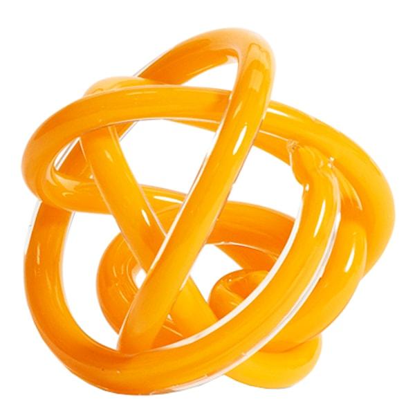 Glasskulptur Knot No 2 S