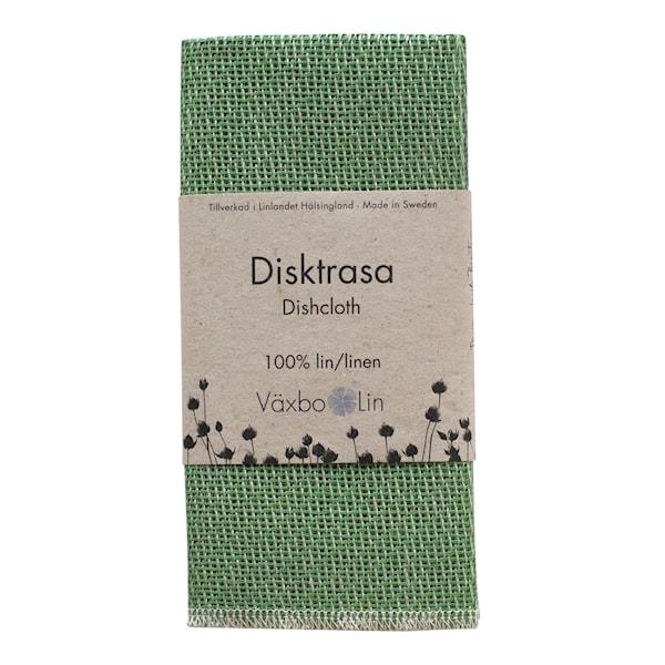 Disktrasa 33x33 cm Bladgrön