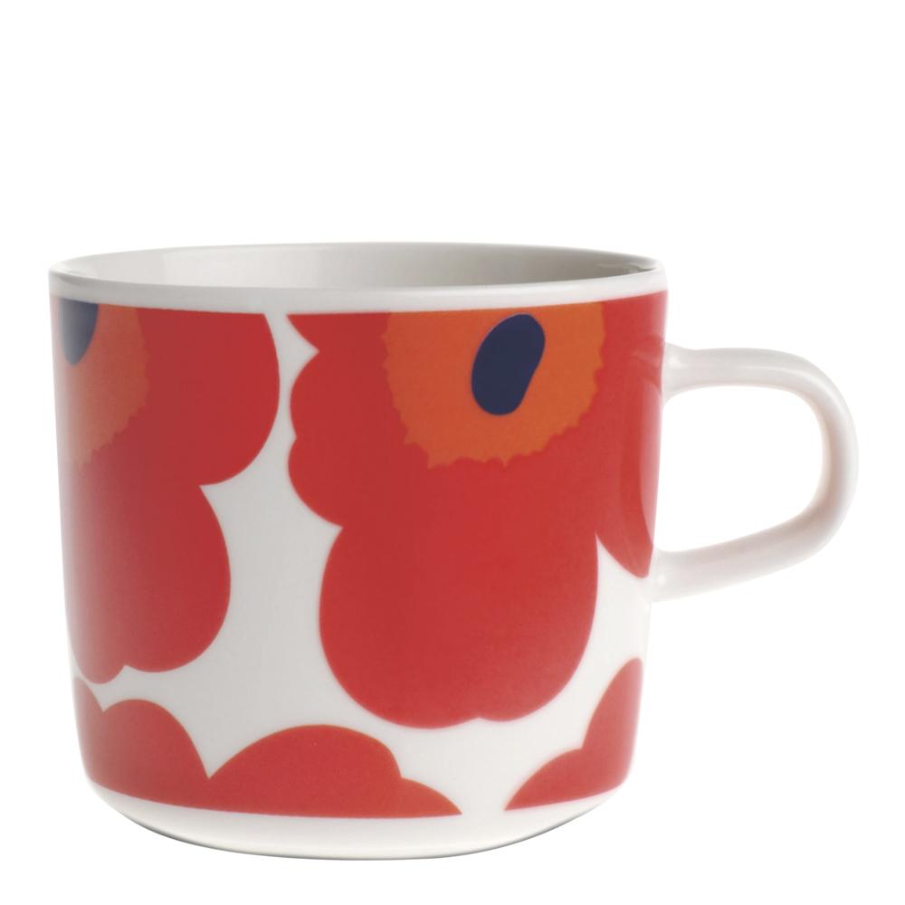 Marimekko - Unikko Kaffemugg 20 cl Röd