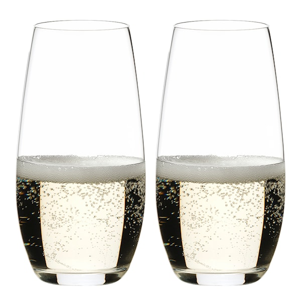 O Wine Champagne 2-pack