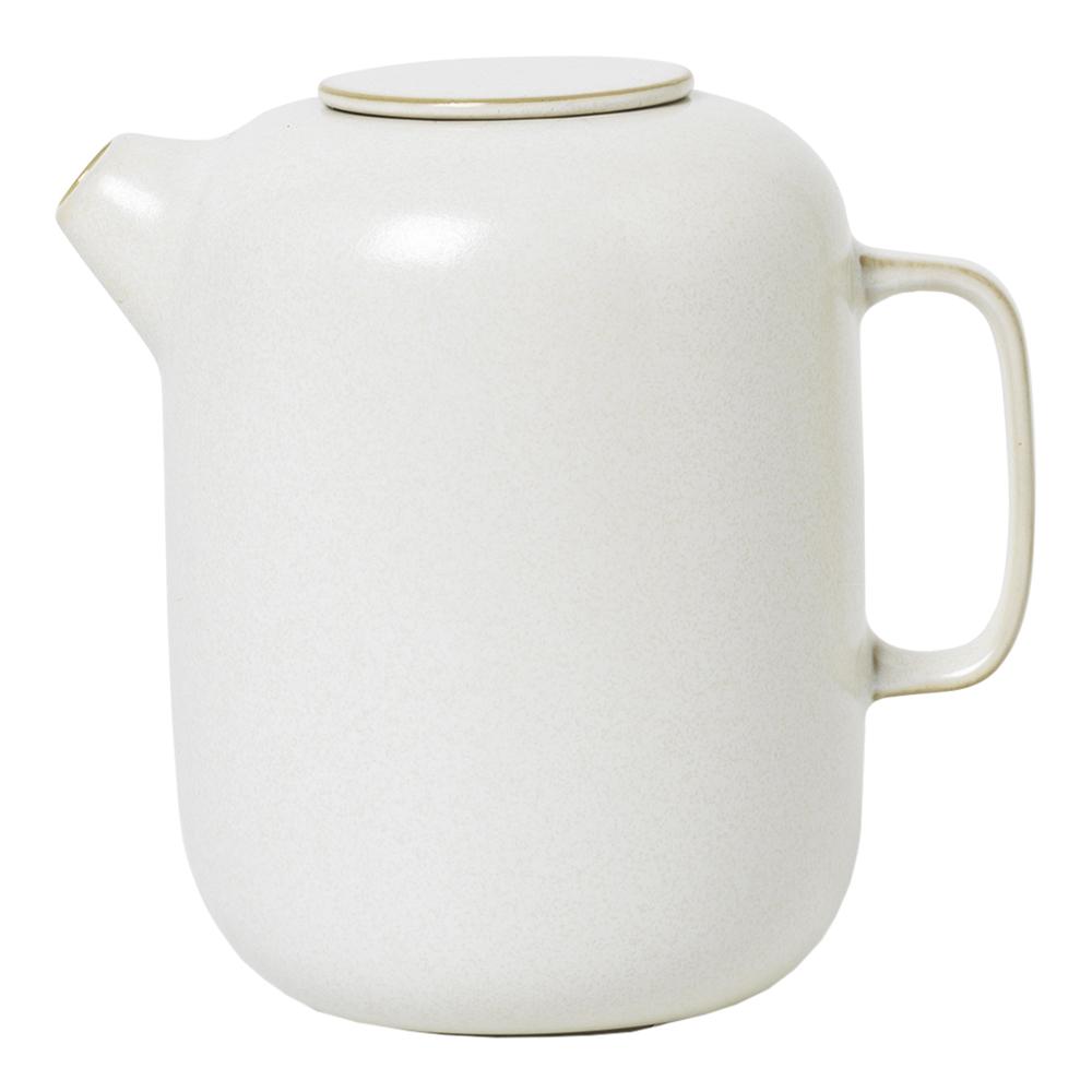 Ferm Living - Sekki Kaffekanna 1 L Kräm