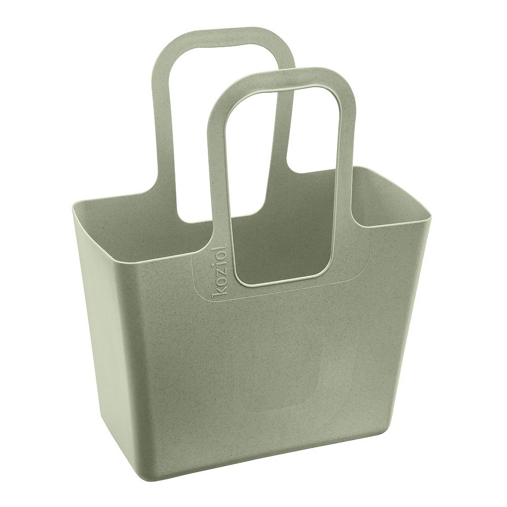 Koziol - Tasche Väska XL Organic Grön