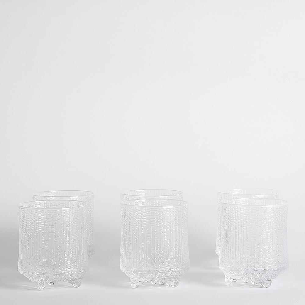 Iittala - SÅLD Ultima Thule Selterglas 6-pack
