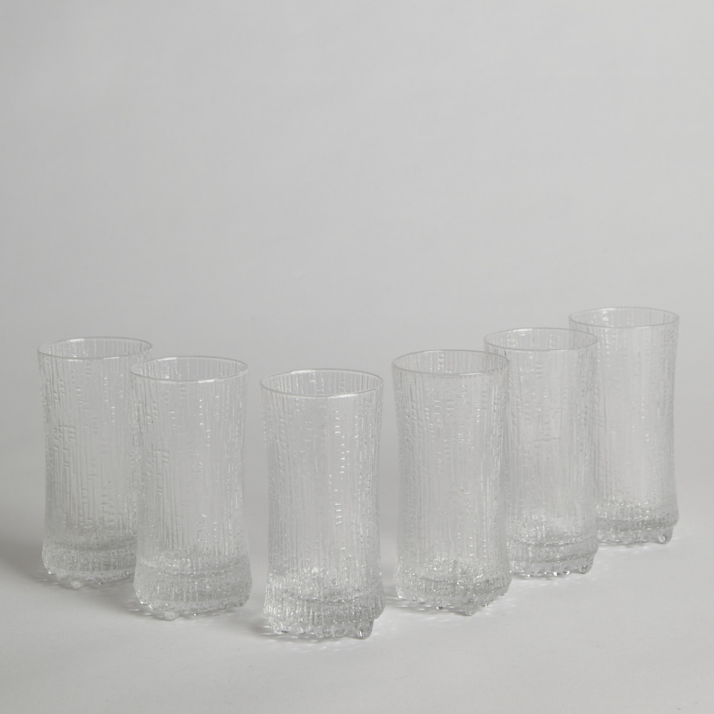 "Iittala - Champagneglas ""Ultima Thule"" 6 st"