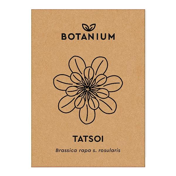 Botanium Fröer till Tatsoi