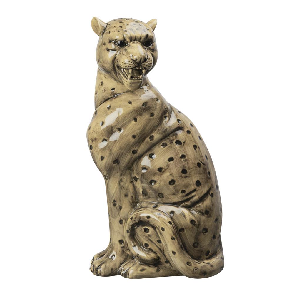 By On - Leoni Skulptur Leopard 40 cm
