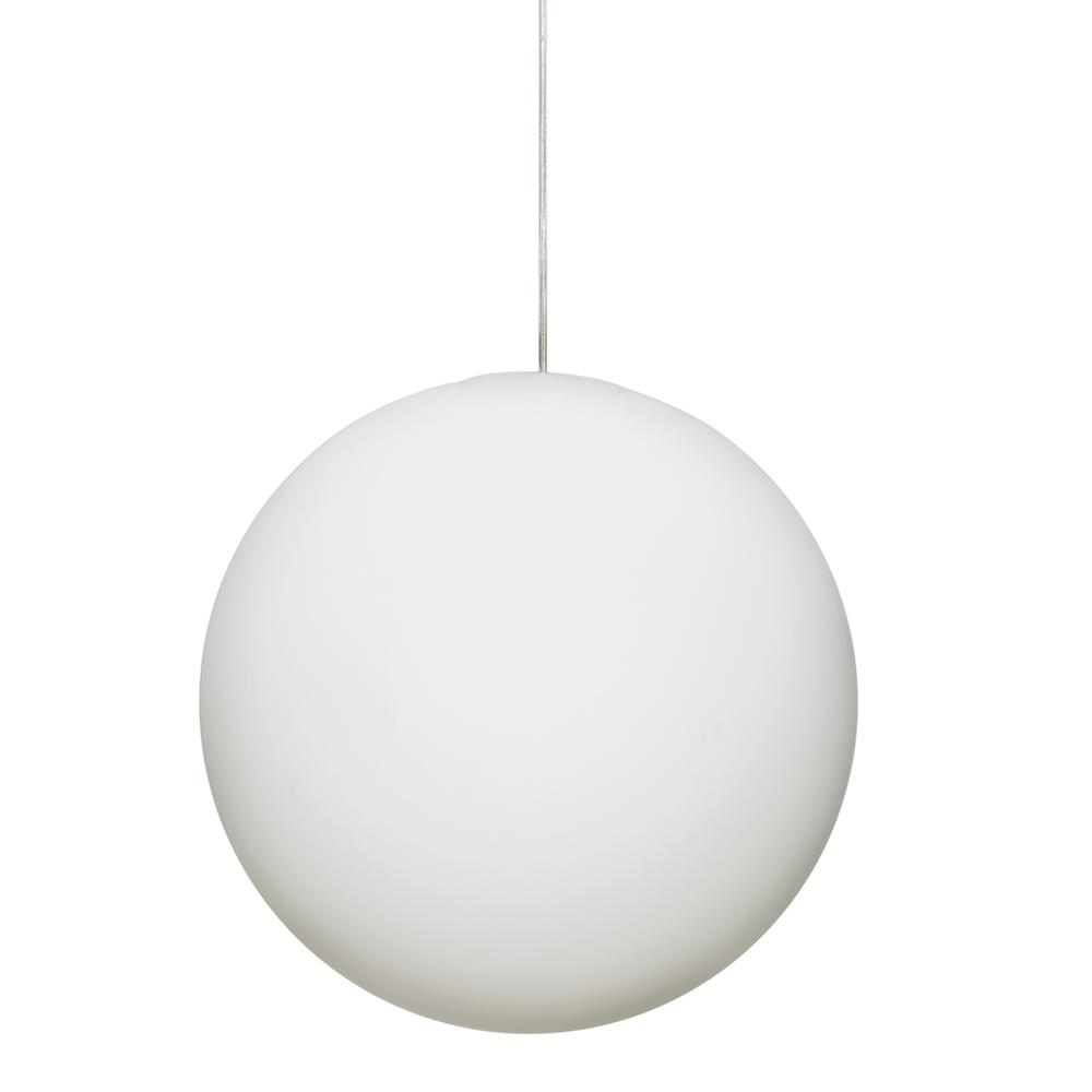 Design House Stockholm - Luna Taklampa Large 40 cm Vit
