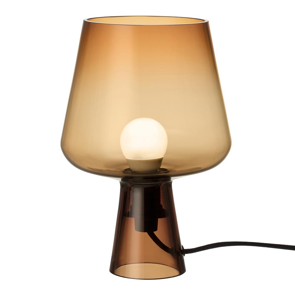 Iittala - Leimu Lampa 24x16,5 cm Koppar