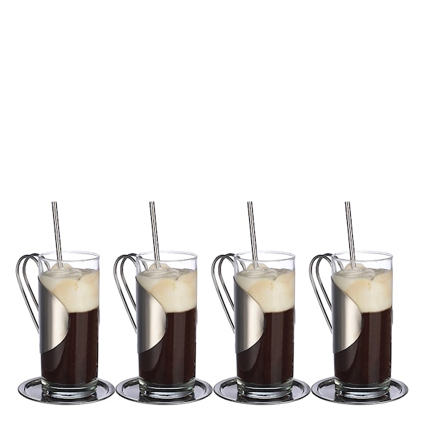 Irish Coffeset 4-pack