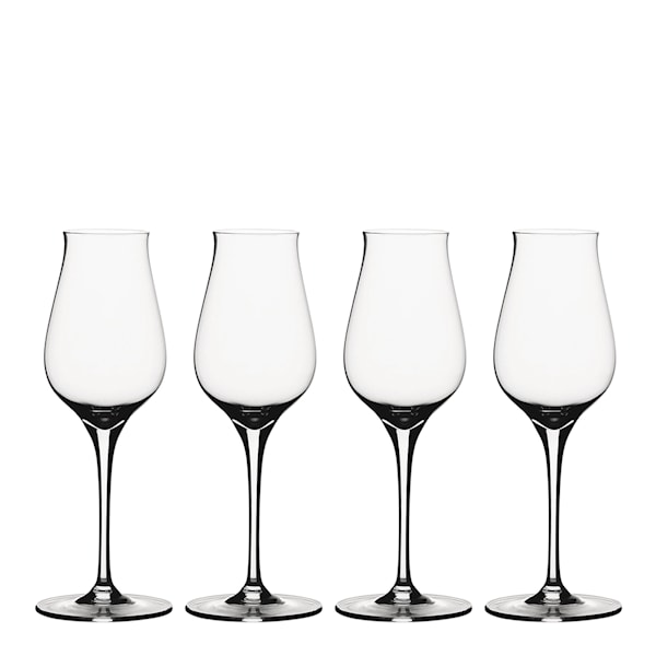 Authentis Digestive Whiskyprovarglas 4-pack