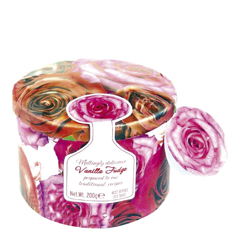 Gardiners - Vaniljfudge 200 g Rosor