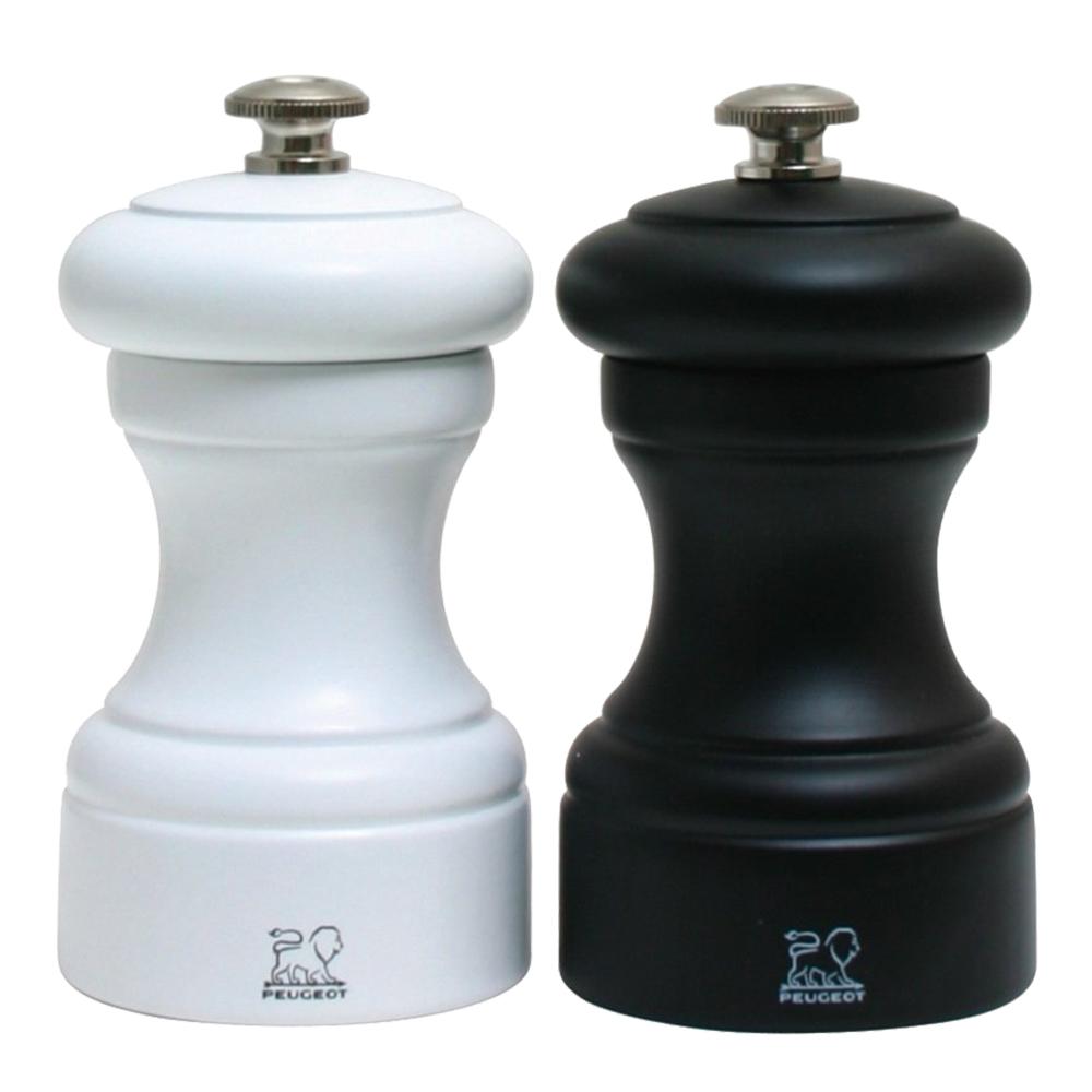 Peugeot - Bistro Peppar/saltkvarn 10 cm Matt